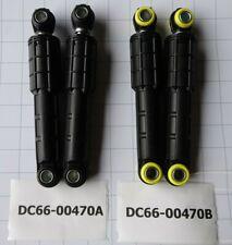 Nuevo paquete de 4 piezas de Samsung Lavadora Amortiguador P/N DC66-00470A DC66-00650D