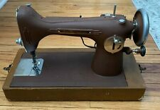 New ListingVintage Antique Free Westinghouse Sewing Machine with Foot Pedal & Case