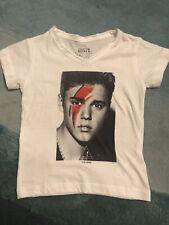Eleven Paris Little Justin Bieber Top T Shirt A Lad Insane Age 7