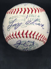 1964 Team Signed Minnesota Twins AL (Cronin) Baseball with 29 Signatures (J)
