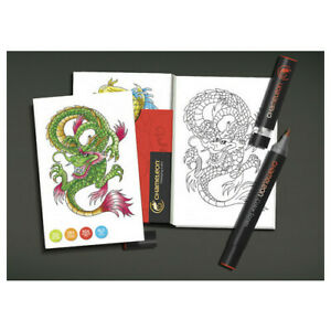 CHAMELEON ART PRODUCTS CC0104 CHAMELEON COLOR CARDS TATTOO