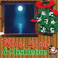 Moon Light & Mistetoe by VA (CD Santa Records #2002-9, Like NEW Condition, OOP)