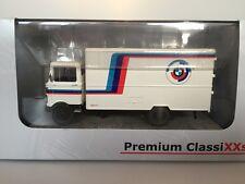 1:43 Premium Classixxs 12504 Mercedes LP608 SERVICE TRUCK BMW