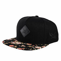Blackskies Black Beauty Vol II Snapback Cap Hat Kappe Mütze Baseball Floral