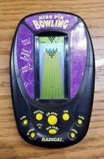 New ListingVintage Radica King Pin Bowling Handheld Electronic Game