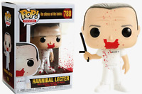 Silence of the Lambs Hannibal Lecter Bloody POP Figure Toy #788 FUNKO NEW