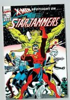 X-Men Spotlight on....Starjammers #1 (Marvel) 1990 NM/NM+