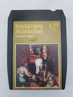 Canned Heat Historical Figures and Ancient Heads 8-Track Tape Cartridge U-8338
