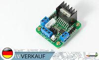 2Kanal 2A DC Stepper Motor-Treiber grün Board L298N für Arduino Raspberry Pi