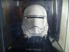 SWH46 FIRST ORDER FLAME TROOPER BUST STAR WARS NEW