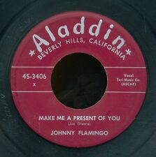 45tk-R&B -ALADDIN 3406-Johnny Flamingo
