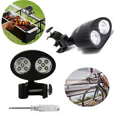 Rösle LED Grillspot Solar 25232 Grilllicht solarbetrieben für Licht am Grill