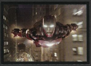 MARVEL - THE AVENGERS - STICKER COLLECTION - No 126 - IRONMAN - By PANINI