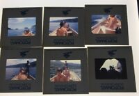 Lot Of 20 Vintage 70's Mexico Vacation  35mm Color Slides Puerto Vallarta