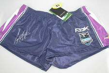 GREG INGLIS Hand Signed Melbourne Football Shorts