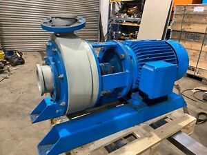 Crest Chemical Resistant Centrifugal Pump 11kw