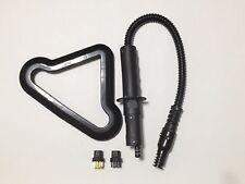 1 x GLIDER + 2 x Spazzole + Tubo Pezzi di Ricambio Per H20 X5 Scopa a vapore