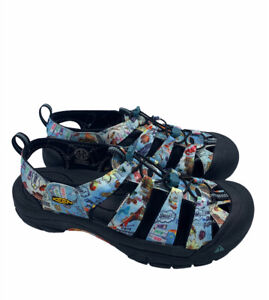 Keen Men's H2 Sandals New ACO Collage Size 13