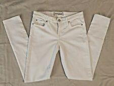 Textile Elizabeth & James White Skinny Jeans Size 27