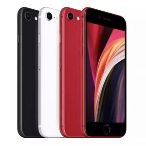 NEW SEALED Apple iPhone SE 64GB 128GB 2020 AU Stock Unlocked Dual SIM Smartphone