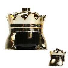 LEGO CASTLE KINGDOMS GOLD METALIC CROWN FOR MINIFIGURE NEW