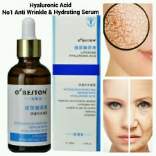 HYALURONIC ACID WITH LIPOSOME ACNE SCARS WRINKLE INTENSIVE HYDRATING SERUM 50ml