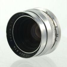 Schneider-Kreuznach Xenon f: 1,9/50mm Objektiv für Retina Reflex - 35315