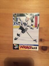 Wayne Gretzky NHL Collectors Card Super Rare 1995 In Protective Sleeve