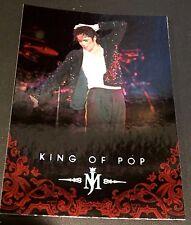 MICHAEL JACKSON 2011 Panini PLATINUM Parallel SP #50 The King Of Pop VERY RARE