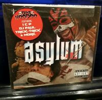 Big Hoodoo - Asylum CD SEALED insane clown posse three six Mafia 3 6 juggalo icp