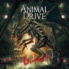 Animal Drive - Bite CD 2018 Hard Rock From Zagreb Croatia