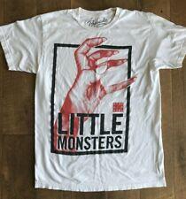 Lady Gaga Haus Of Gaga Little Monsters 2010 Shirt Tour Large