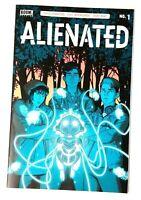 Alienated #1 Cover C Variant Jamie McKelvie Cover