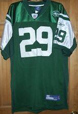 Gently USED Reebok New York Jets Leon Washington #29 Jersey XXL 54 2XL