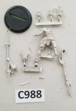 Warmachine Cryx/Cygnar Warcaster Sturgis Corrupted & Normal Kickstarter 2 Torsos