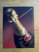 PUBLICITE ANCIENNE PUB ADVERT - Champagne Moet et Chandon dos divers