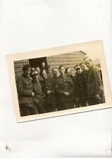 WORLD WAR 1 SCOTTISH SOLDIERS BLACK WATCH + OTHERS. SMALL PHOTOGRAPH