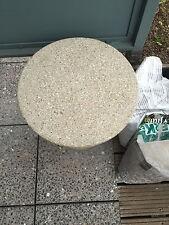 Magis Chair One Beistelltisch Zement ! Sonderanfertigung ! Top Zustand !