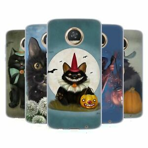 OFFICIAL ASH EVANS BLACK CATS 2 SOFT GEL CASE FOR MOTOROLA PHONES