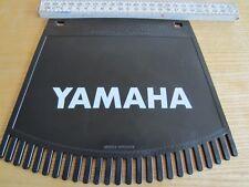 Yamaha Universal motorcycle mudguard rubber flap mud guard NOS 1a