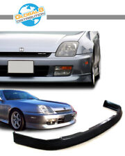Global 8 Polyurethane Front Bumper Lip for 1997-2001 Honda Prelude OE Style