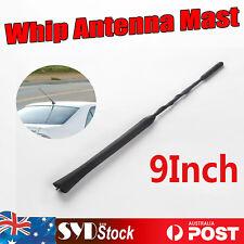 "Top Roof Radio WHIP Aerial 9"" Fuba Style Car Antenna Mast For Mazda 2 3  6 CX-7"
