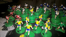 Pro Action Football toy 17 players1996 Parker Hasbro games Germany Italy Brazil