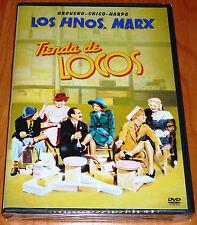 TIENDA DE LOCOS The Big Store DVD R2 Precintada