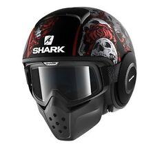Shark Casque Moto Drak Sanctus Noir Orange Taille XL