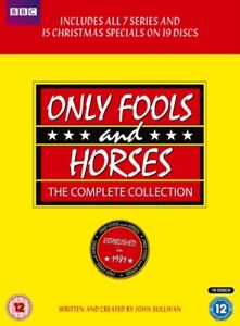Only Fools and Horses The Complete Collection DVD Box Set 1981