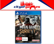 Metal Gear Survive PS4 Game New & Sealed