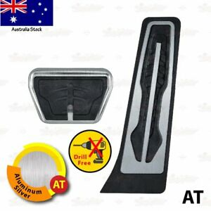 AUTO Gas Fuel Brake Pedals Covers for BMW 1 2 3 4 5 6 7 8 X Z Series NON-DRILL