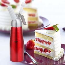 2017 Whip Coffee Dessert Fresh Cream Butter Dispenser Whipper Cake Foam Maker