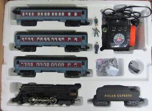 Lionel The Polar Express Model # 6-31960 O-Gauge Train Set Pre-Owned